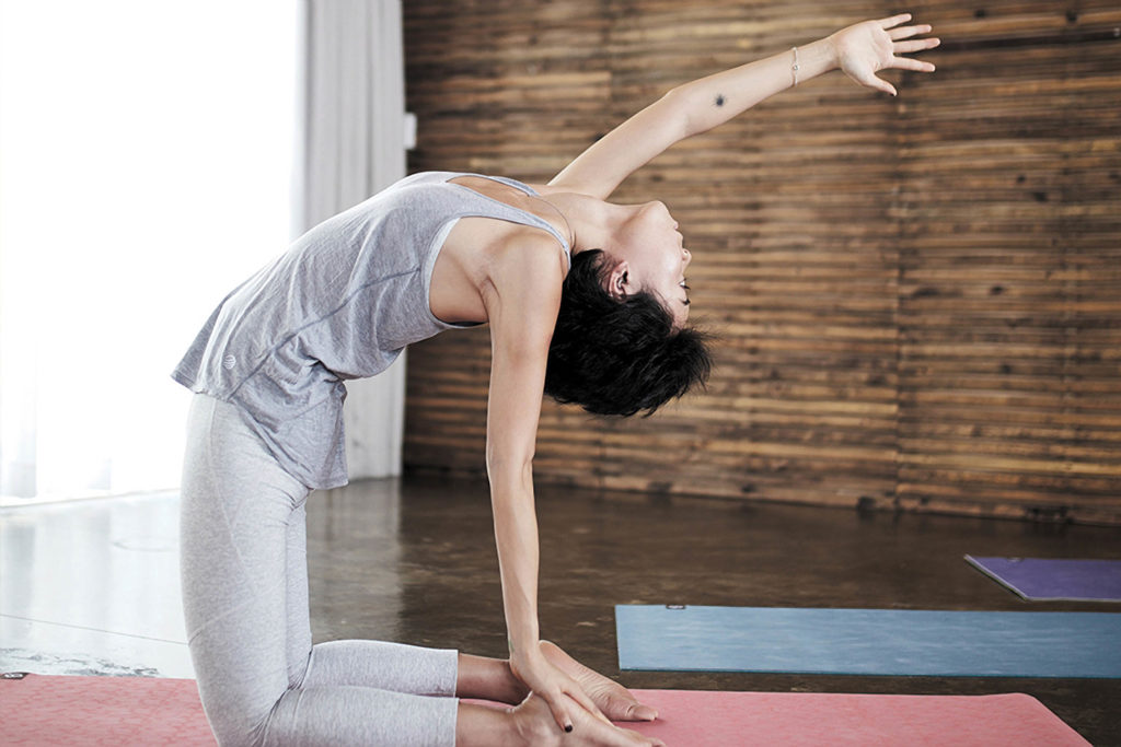 common mistakes by yoga newbie