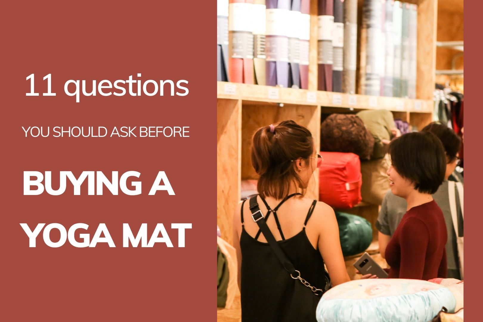 11 questions before buying yoga mat