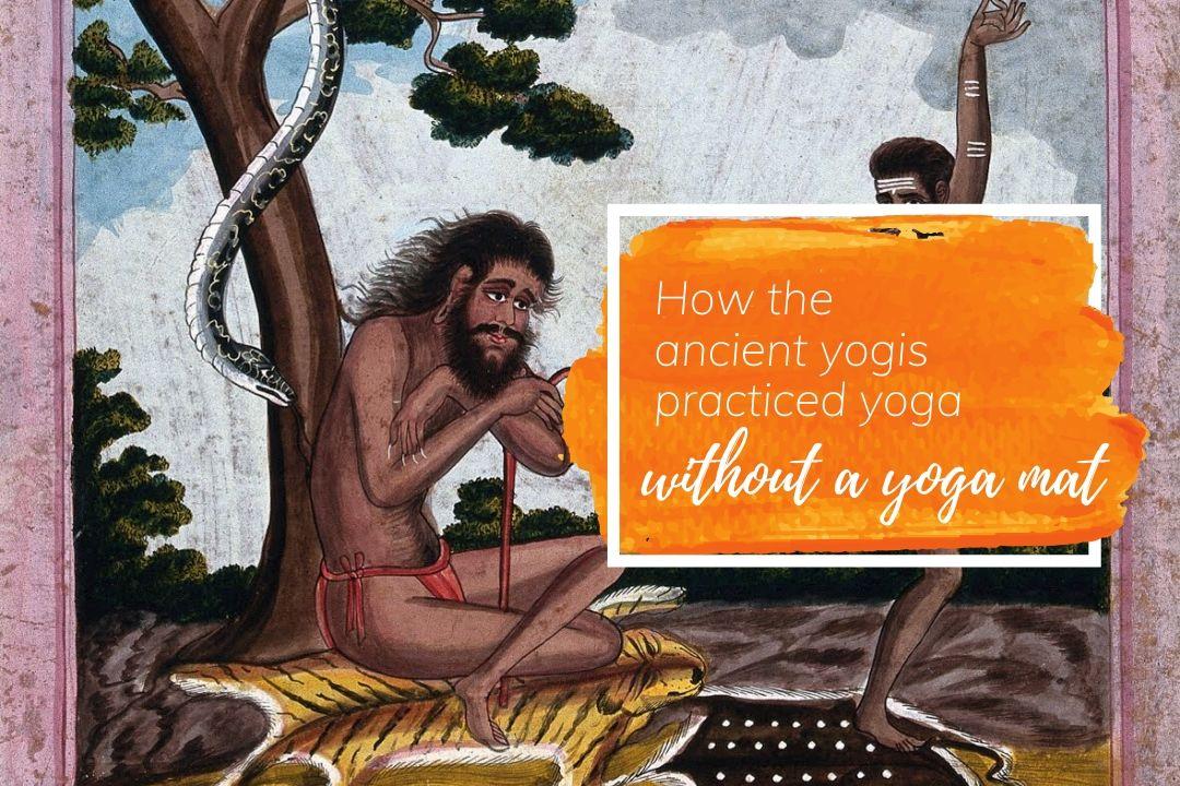 Header How ancient yogis practiced yoga