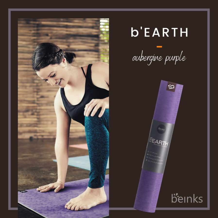 tapis de yoga Bearth