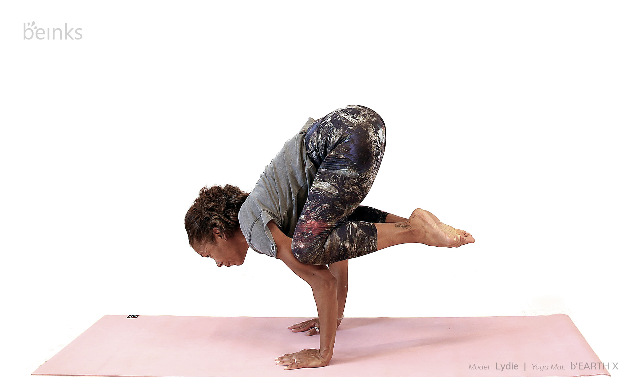 Yoga Crow Pose Wrists