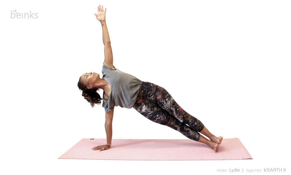 side plank front - lydie