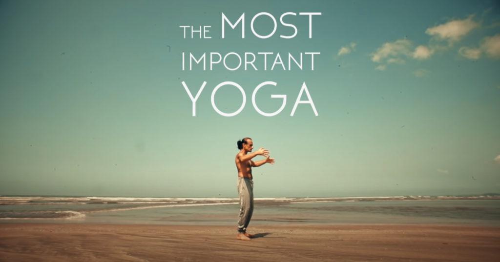 the most important yoga